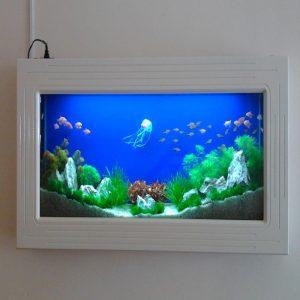 Hồ cá treo tường