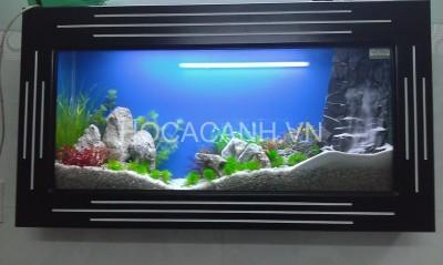 Hồ cá treo tường 17
